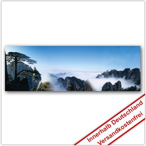 Leinwanddruck - Motive: Gebirge