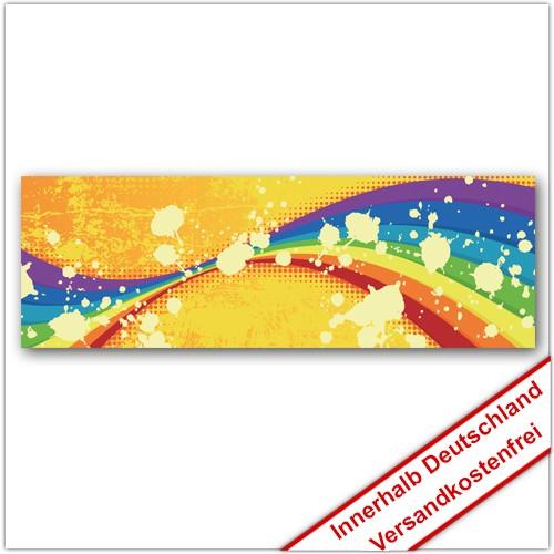 Leinwanddruck - Motive: Rainbow 001