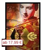 Leinwanddruck Motiv - Violinistin